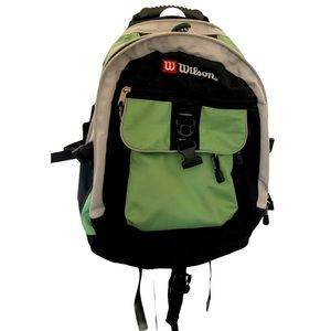 Wilson Backpack/laptop bag 9/10 condition 18x15 in